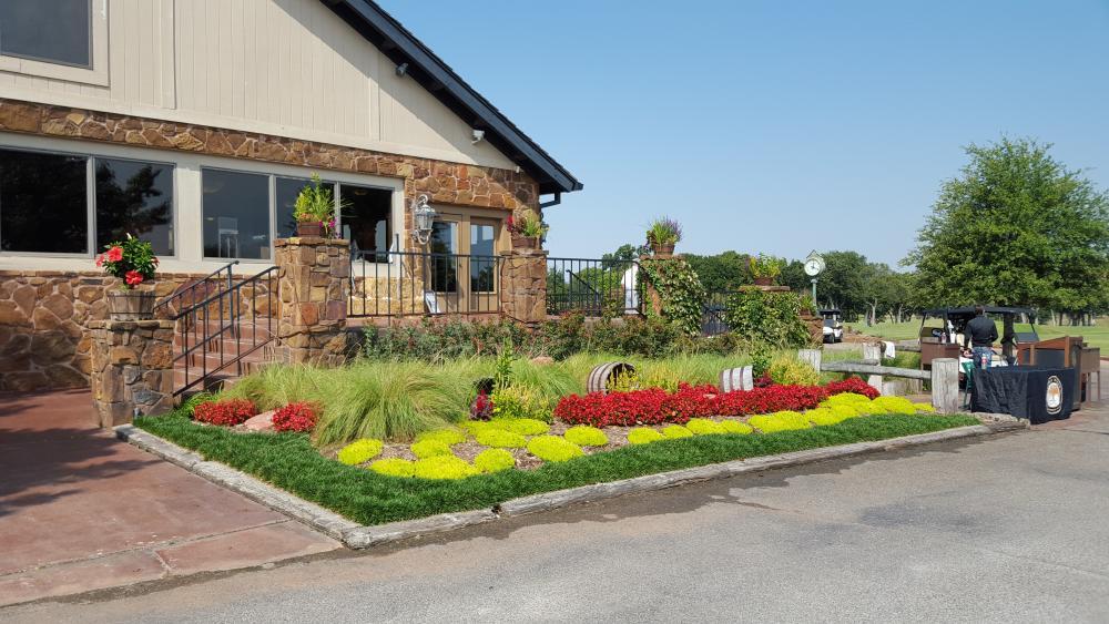 Golf Shop Entrance